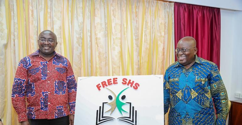 The Free SHS Journey - From 2008 To 2017