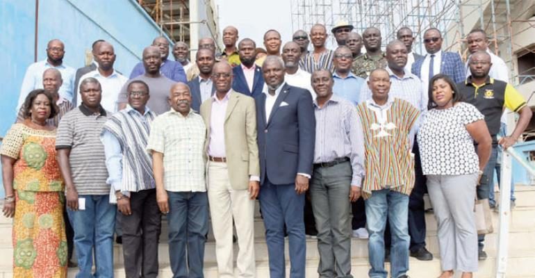 Minister Meets Association Heads On 2023 All Africa Games Bid …Associations Categorization