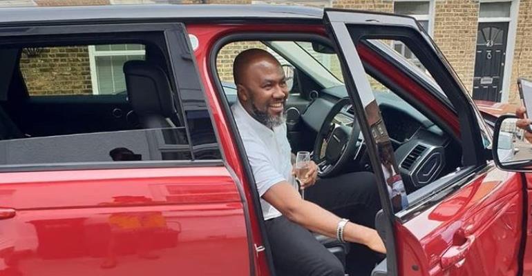 Nollywood Actor, Uchenna Odoputa Acquires Brand New Jeep
