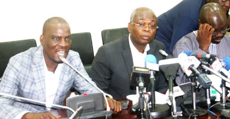 NDC Minority MPs