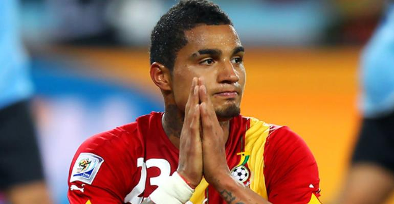 Kevin-Prince Boateng Reveals Decision To Represent Ghana Over Germany