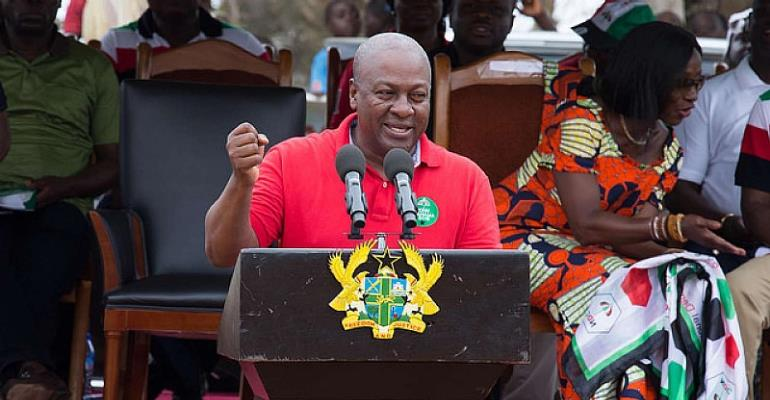5 Interesting Things About John Mahama You Need To Know