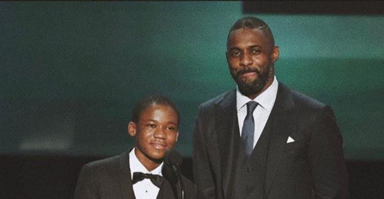 Abraham Attah Eulogizes Idris Elba