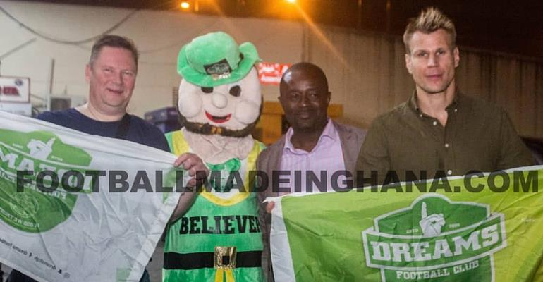 Finnish Elite Side RoPS Set To Conclude Partnership Deal With Dreams FC