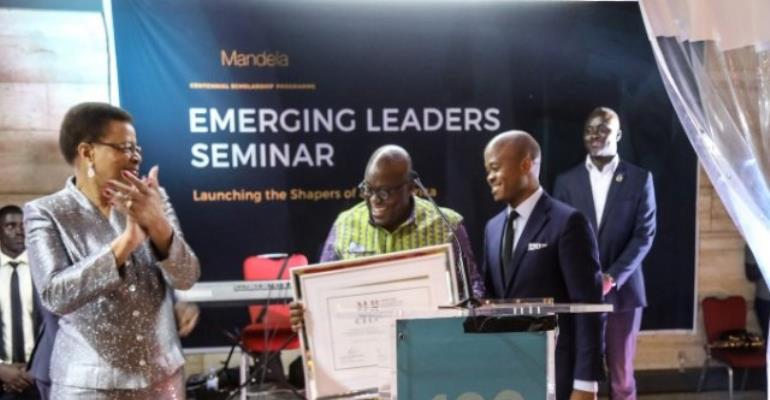 Akufo-Addo Honoured In Rwanda For Free SHS