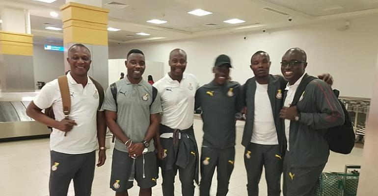 AFCON 2019 Qualifiers: Ghana's Likely Starting Line Up Against Kenya
