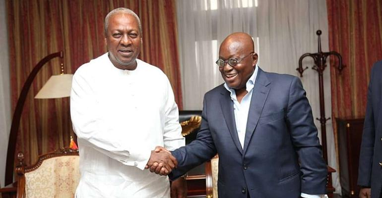 NDC Will Beat Nana Addo In 2020 Even If He's EC Boss - Youth Organiser Aspirant