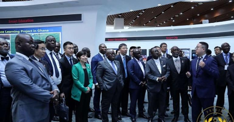 Chinese I.T Giant To Establish West Africa Headquarters In Ghana