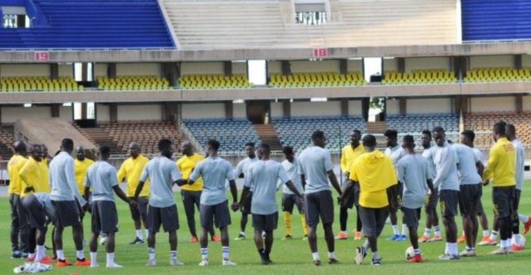 AFCON 2019 Qualifiers: Kwesi Appiah Names Strong Starting XI Against Kenya