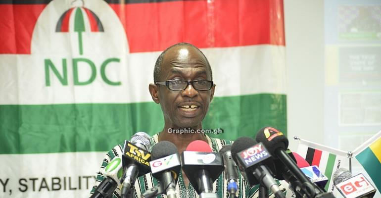 Disband Your Vigilante Groups And We Will Do Same – NDC To NPP
