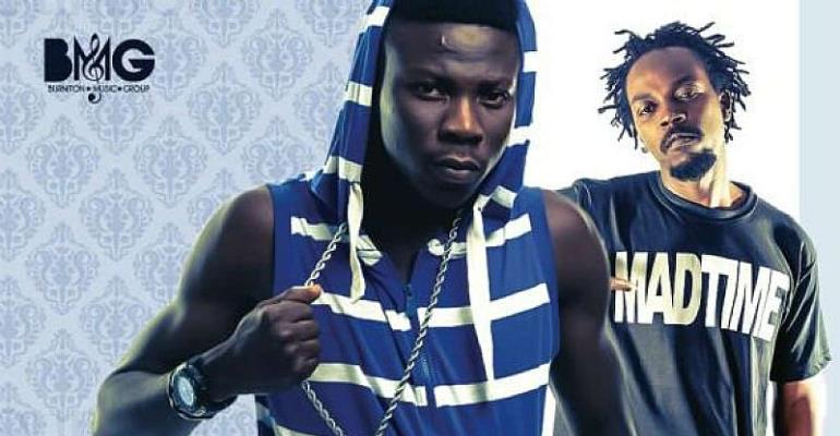 Stonebwoy joins Kwaw Kese to 'diss' Shatta Wale