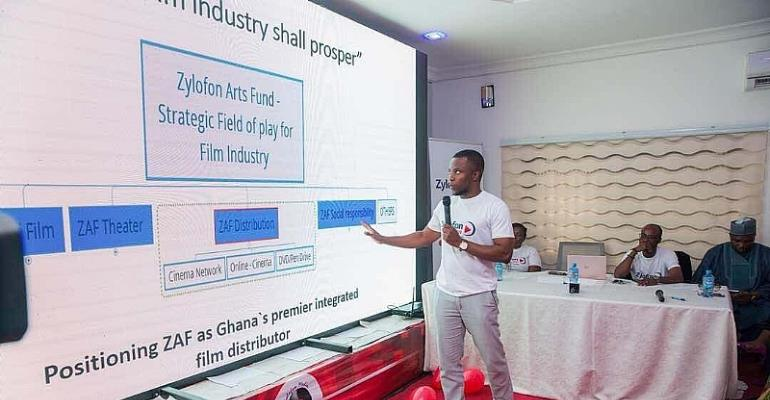 Zylofonview will help Ghanaian Film Producers Make More Money – Board Member of Zylofonview