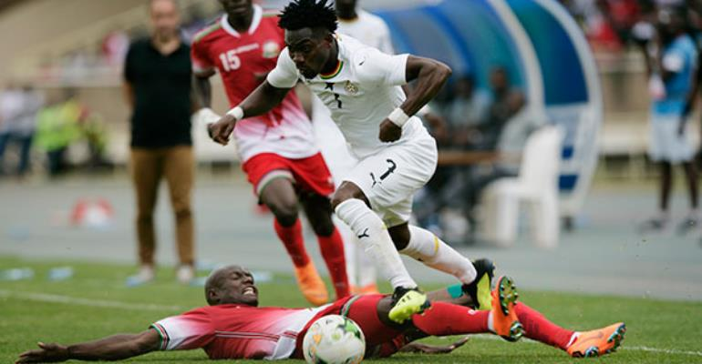 Player Ratings: How Black Stars Fared In 1-0 Shock Defeat To Kenya