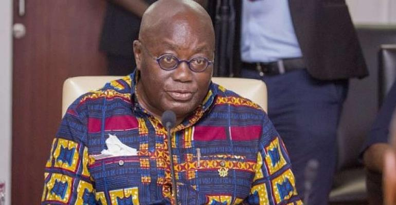 President Akufo-Addo To Reshuffle Ministers Again