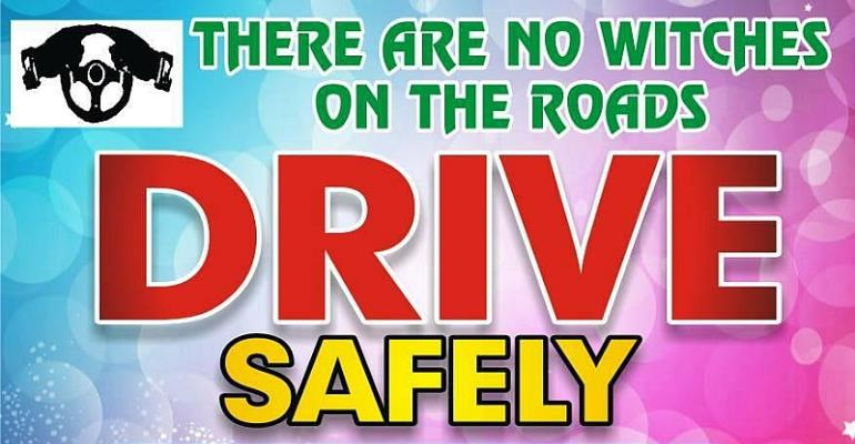 Drive Responsibly: No Witches, Demons and Gods on the Roads