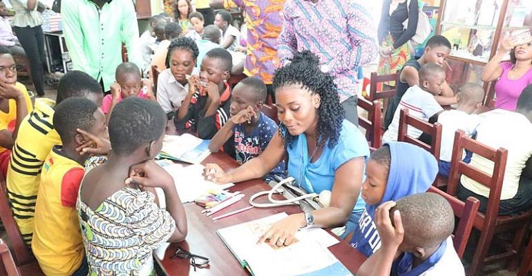 Ghana Marks International Literacy Day