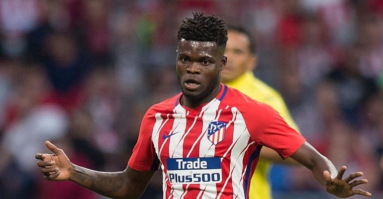 Former Black Stars Striker Urges Thomas Partey To Quit Atletico Madrid