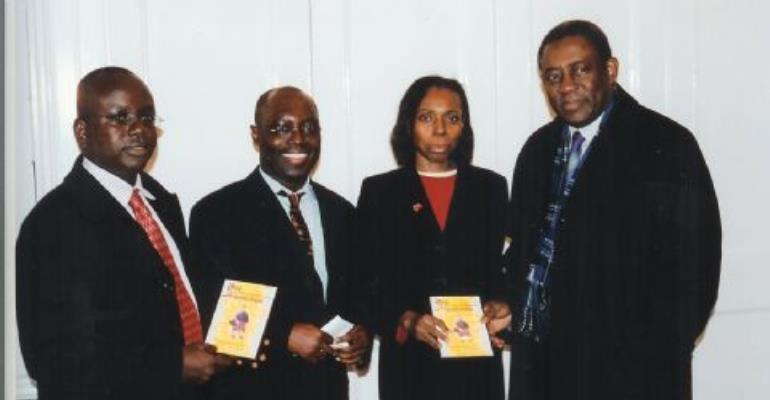 DVD On Yaa Asantewaa Outdoored