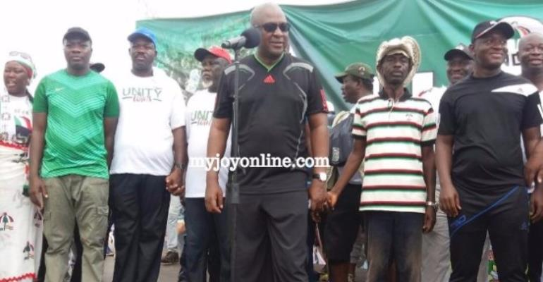 NDC's 2016 loss a blessing; Ghanaians now appreciate us more – Mahama