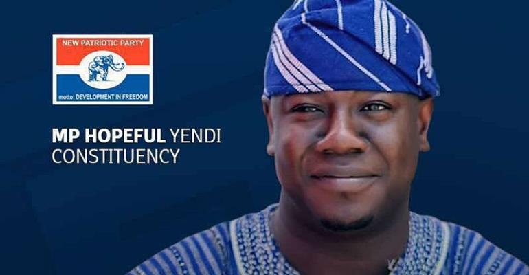 Aliu Mahama's Son To Contest Yendi Constituency Parliamentary Seat