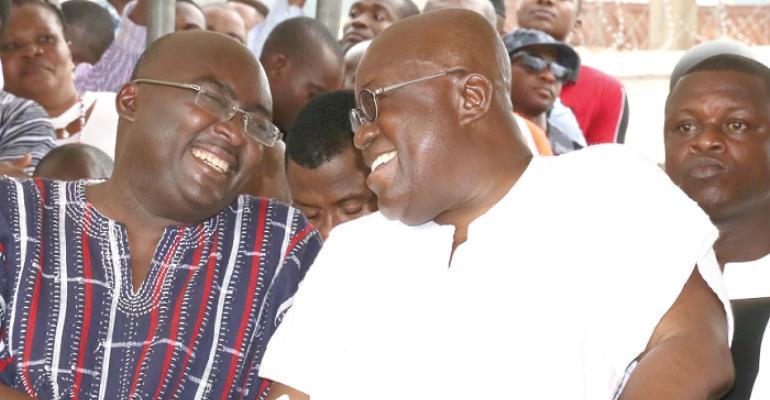 Heritage Fund Versus Heritage Debt, Ghana In Introspection