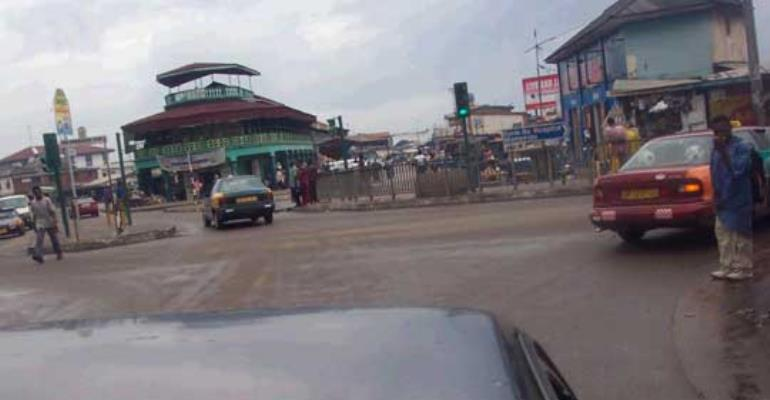 Old Accra to be re-developed