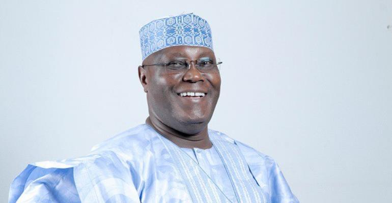 Abubakar Atiku Is The Man