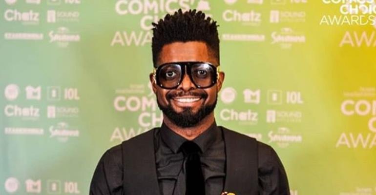 Basketmouth Wins Savanna Pan African Comic Awards 2018