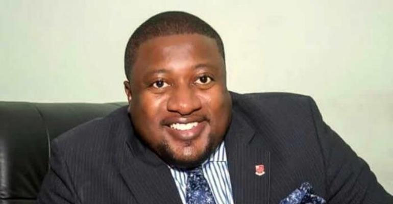NSS Deputy Executive Director Nana B Resigns