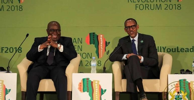 Akufo-Addo: Stop Blaming Colonial Masters For Africa's Woes