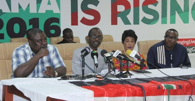 We'll Disband Our Vigilante Groups If NPP Does Same – NDC To NCCE