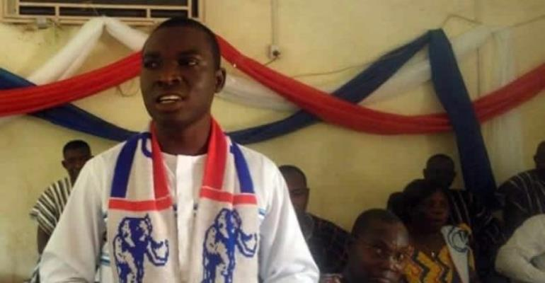 NPP Suspends Constituency Chairman