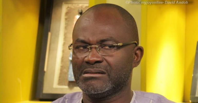 Former State Attorney Files GH¢25miilion Against Kennedy Agyapong
