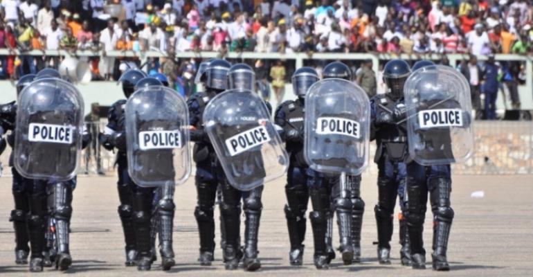 Tema Police Command Apprehends Fake Policeman