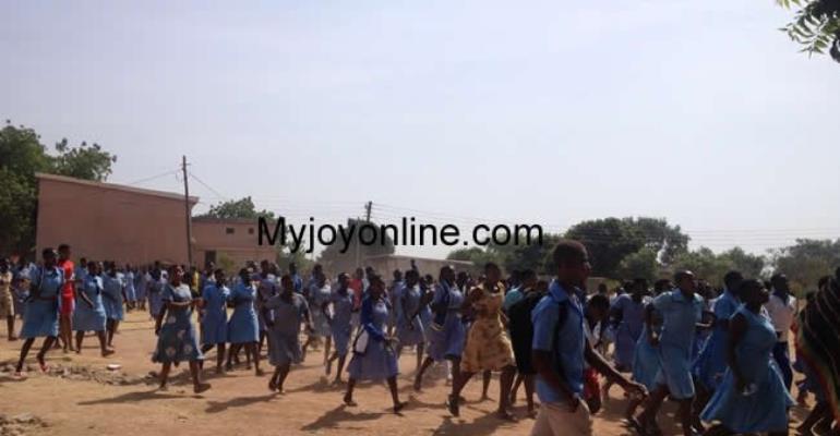 Akufo-Addo's Free SHS Is A Hoax – Minority