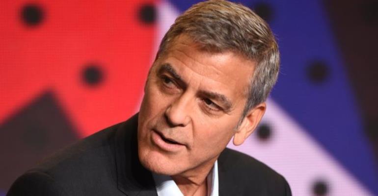 Toronto Film Festival: George Clooney 'felt sick' shooting Suburbicon