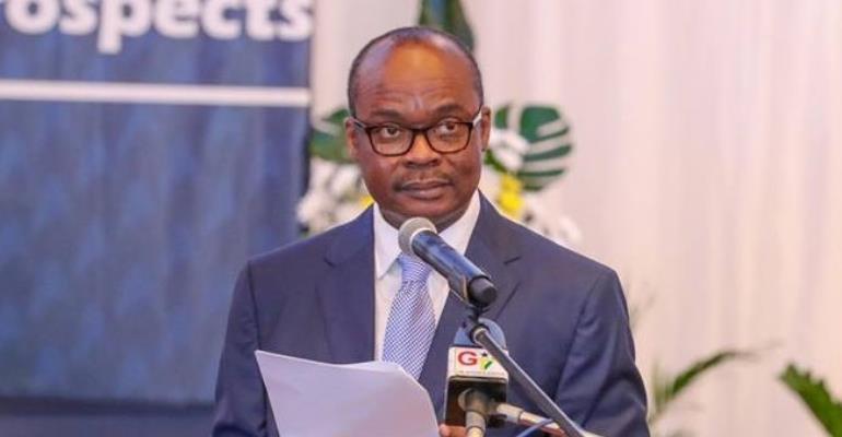Dr. Ernest Addison, Governor of BoG