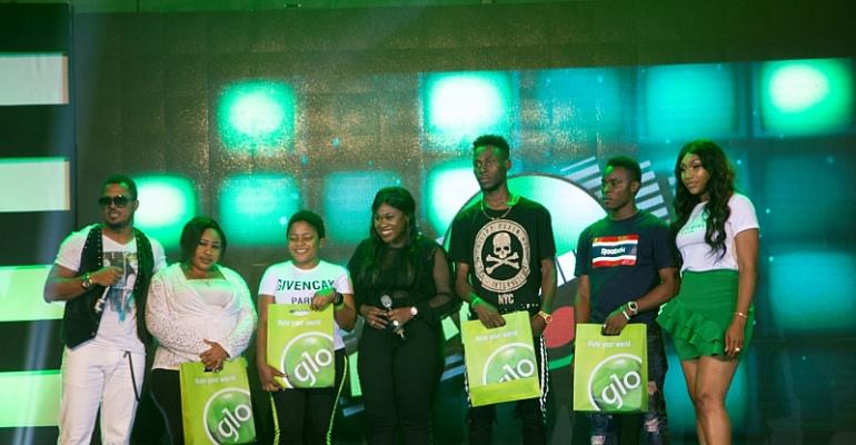 Episode Two Of Glo Laffta Fest Show Serenaded Accra