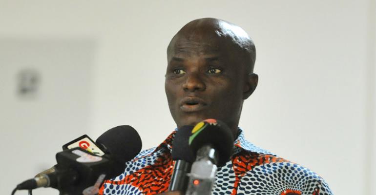 Mr Francis Ato Cudjoe