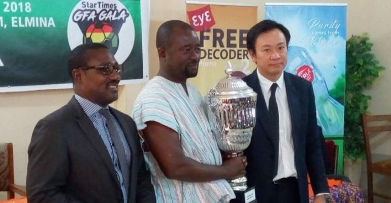 StarTimes To Sponsor GHALCA Tournament With $100,000