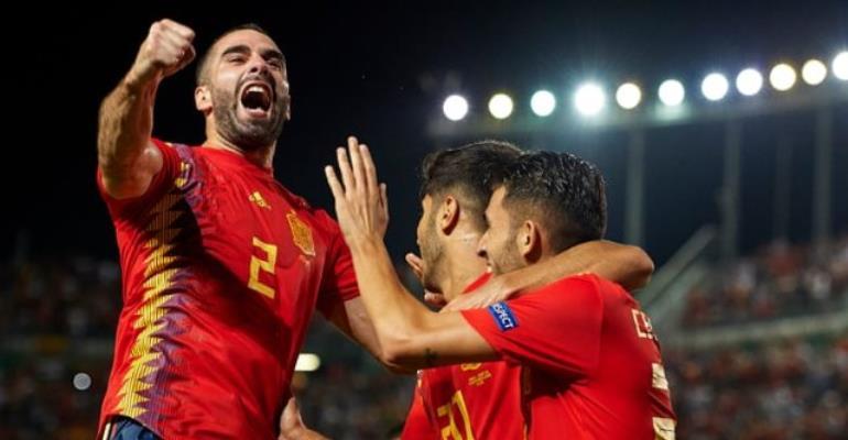 Uefa Nations League: Superb Spain Put Six Past Croatia