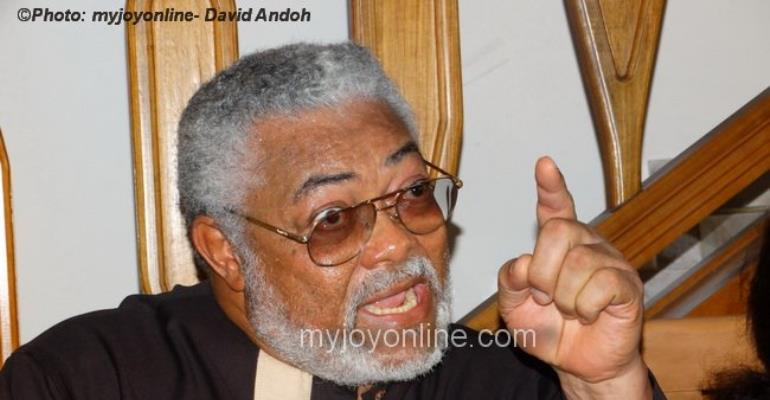 I Haven't Endorsed Any NDC Candidate - JJ