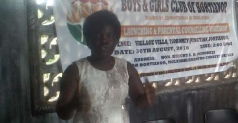 Boys and Girls Club of Bortianor launched