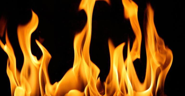 Fire Burns NDC Organiser To Death
