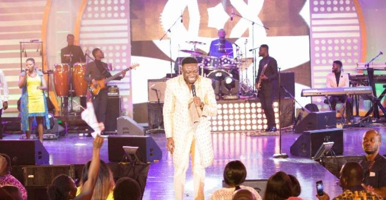 Photos: Kwaku Gyasi Shuts Down Adom Praiz 2018