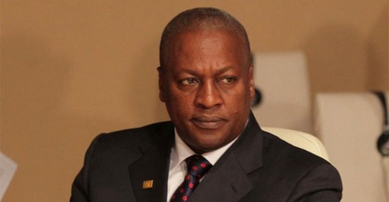 Mahama's Past An 'Advantage And Disadvantage' - Kofi Abotsi
