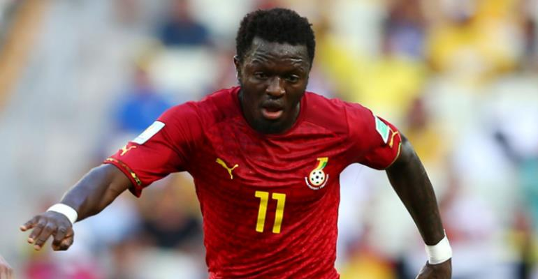 Sulley Muntari furiously rubbishes arrest claims, threatens to sue Spanish newspaper over false reportage
