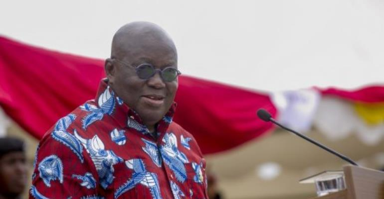 I Was Labelled Liar By My Opponent Over Free SHS Promise – Nana Addo
