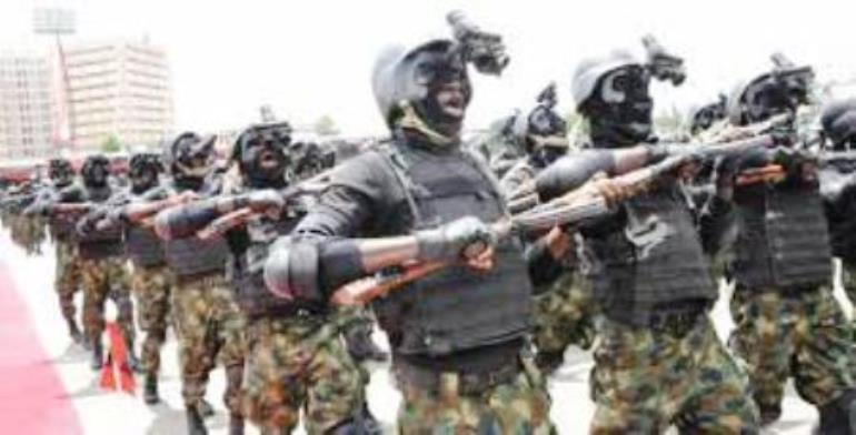 UK group condemns 'invasion' of Igbo land by Nigerian military