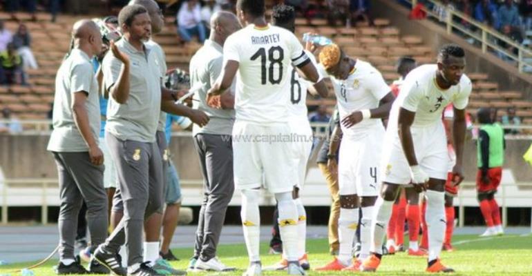 BREAKING NEWS: Black Stars Players Facing Serious Bans After Refusing Doping Tests In Kenya